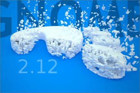 GNOME 2.12 Splash Screen